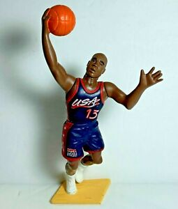 Shaquille SHAQ #13 O'Neal1996 USA Olympic NBA Kenner Starting Lineup SLU Open
