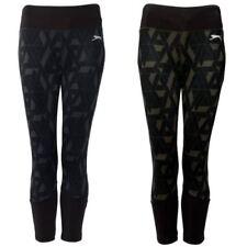 Polyester Geometric Leggings for Women