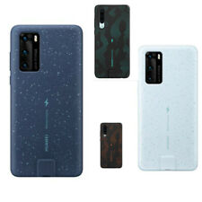 Original HUAWEI P40 P30 Wireless Charging Magnetic Protective Case Hellow Cover