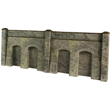 Metcalfe PO245 Retaining Wall in Stone OO/HO Gauge Card Kit
