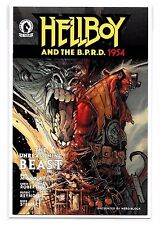 Hellboy And The B.P.R.D. 1954 - Comic Block Variant Cover - Dark Horse Comics!