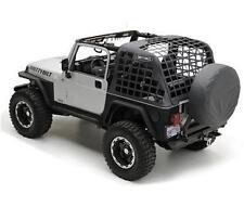 1997-2006 Jeep Wrangler Cargo Restraint System CRES Black Diamond