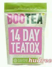 Genuine & Original Brand New Bootea 14 Day Teatox only Daytime Detox Cheapest