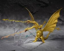 Bandai S.H.MonsterArts Godzilla King Ghidorah Special Color ver. Figure ^^