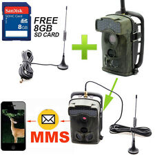 Extra Antenna+ 8GB 12MP Ltl Acorn Ltl-5310WMG MMS GPRS Trail Game Hunting Camera