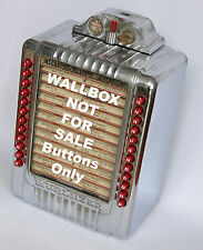 Brand New PUSH BUTTONS for Wurlitzer 3020 Wallbox ( not for 1015 Jukebox )