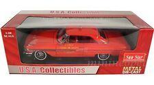 SUN STAR 1964 FORD GALAXIE 500 FIRE DEPT CAR 1/18 RED