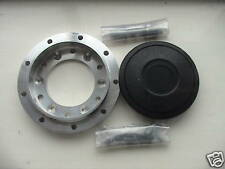 MOTO-LITA /ITALIAN /NARDI   S/WHEEL POL. HUB CONVERTER  INC Plastic Horn Button