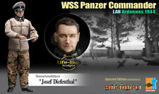"""Dragon Cyber-Hobby 1/6 Scale 12"""" WWII German Commander Josef Diefenthal 70710"""