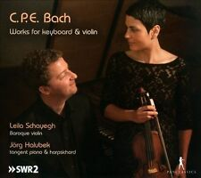 Works for Keyboard & Violin, New Music
