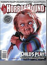 Horrorhound Annual Special 2016 Child's Play Jordu Schell Plank Face Yoga Hosers