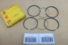 NOS Suzuki 125 GT125 GT 125 Twin Piston Rings STD  Genuine 12140-36230