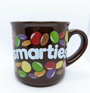 Vintage Brown Smarties Hot Chocolate Mug VGC by Hornsea England