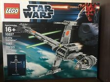 LEGO Star Wars B-Wing Starfighter 10227 New In Sealed Box