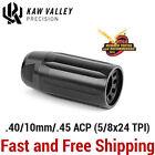 Kaw Valley Precision Kvp .40 10mm .45 Acp Linear Compcompensator 58x24 Tpi