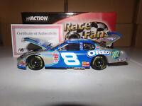 1/24 DALE EARNHARDT JR #8 OREO / RITZ MESMA CHROME 2006 ACTION NASCAR DIECAST