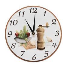 Terrastudio 6103 - Wanduhr - Küchenuhr - Uhren Neu
