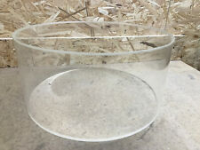 acrylic snare drum shell 13x 6, new old stock