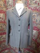 "*Mears Made in England WG Derby Tweed Hacking Jacket - Green & Red - Ladies 34""*"