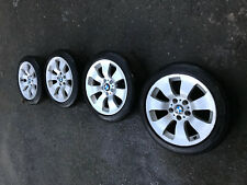 BMW-E90-E91-E92-E93 ALLOY WHEELS R17 STYLE 158 BBS RUN FLATS 5MM 8J ET34