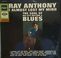 Ray Anthony - I Almost Lost My Mind - The Soul O Vinyl Schallplatte - 128657