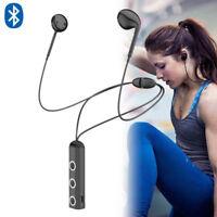 Wireless Bluetooth 4.1 Headphone Sports Stereo Super Bass Headset Earphone