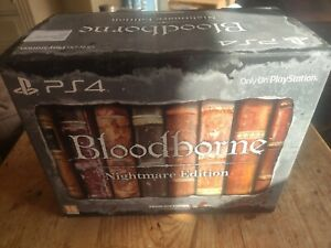 Bloodborne Nightmare Edition complete mint