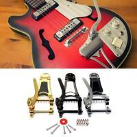 B7 Jazz Guitar Tremolo Vibrato Bridge Tailpiece for Gibson Bigsby ES355 Epiphone