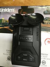 New listing Uniden R1 Dsp Long Range Radar/Laser Detector - Black