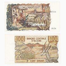 Billete Argelia - 100 dinares 1970-P.128a - UNC.