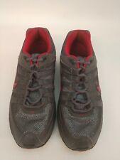 Nike Womens Shox Navina - 392868 060 - Dark Grey Sparkle / Pink - Womens Size 10