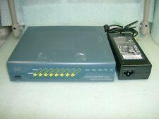 Cisco ASA 5505 v04 Adaptive Security Appliance (hardware only)+48V power adapter