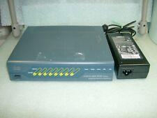Cisco ASA 5505 v16 Adaptive Security Appliance (hardware only)+49V power adapter