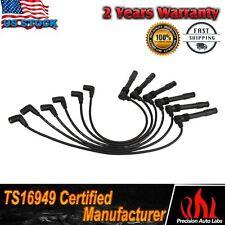 Set of 6 Spark Plug Wire For VW Passat Audi A4 A6 A4 Quattro 2.8L V6 1997-2005
