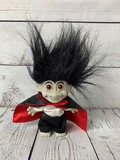 RUSS Halloween Troll Doll - 18017 Vampire Dracula with Cape