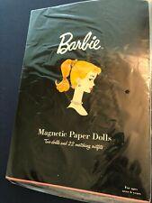 2003 Schylling Magnetic Barbie & Skipper Paper dolls Nrfp