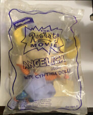 The Rug Rat Movie Angelica Plush 1997