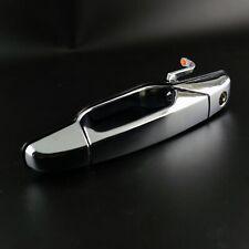 Door Handle Exterior Left Right Front Rear Chrome Silver for Silverado Suburban