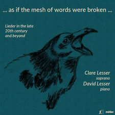 Heinz Holliger : ... As If the Mesh of Words Were Broken ...: Lieder in the