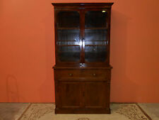 ANTIQUE BOOKCASE SECRETAIRE