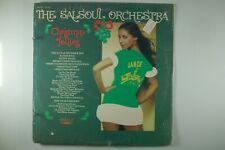 SALSOUL ORCHESTRA Christmas Jollies  Salsoul Records – SZS 5507 SEALED