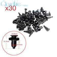 30x Clips Stoßstangen Befestigung Klips 91503-SZ5-003 Für Honda Acura Mitsubishi