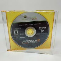 Forza Motorsport 2 Limited Collector's Edition Xbox 360 **DISC ONLY** Tested