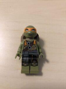 Lego  Michelangelo Teenage Mutant Ninja Turtles Movie Version