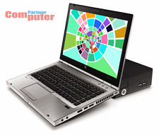 HP Elitebook 8460P i5 2GHz 14 Zoll 8GB 128GB SSD WebCAM BT Windows 7 DOCK