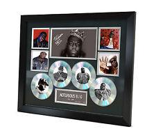 Biggie Smalls Notorious Big - B.I.G - Signed Music Memorabilia - Framed