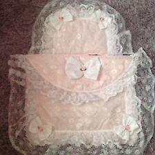 Biancheria da letto per carrozzina rosa per SILVER CROSS