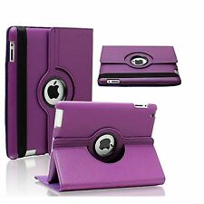 """iPad  360° Rotating Stand Case Cover for New 2017 iPad 5th Generation 9.7"""""""