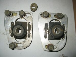 BBK Performance Parts Caster Camber Plates 1979-1993 Ford Mustang