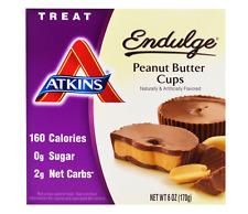 9PACKS-ATKINS ENDULGE PEANUT BUTTER BAR HEALTHY FOOD NUTRITIONAL DIET SNACK BARS